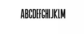 Love Rosnita Sans.ttf Font UPPERCASE