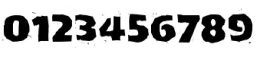 LogJam Font OTHER CHARS