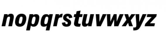 Lorimer No 2 Bold Italic Font LOWERCASE
