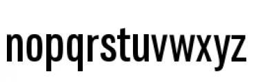 Lorimer No 2 Condensed Medium Font LOWERCASE