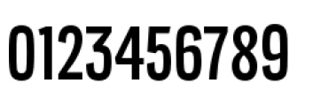 Lorimer No 2 Condensed Semibold Font OTHER CHARS