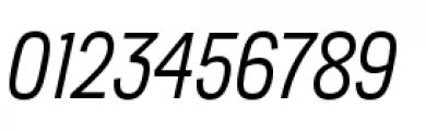 Lorimer No 2 Light Italic Font OTHER CHARS