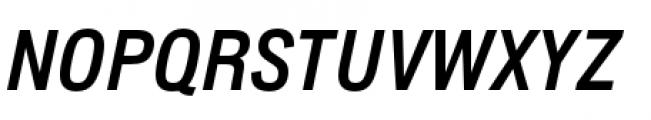 Lorimer No 2 Semibold Italic Font UPPERCASE