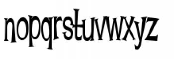 LoungeBait Font LOWERCASE