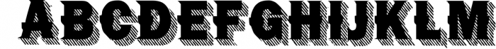 LOGOS | 5 Font Logo 4 Font UPPERCASE