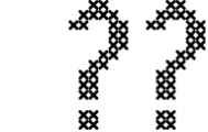 LOVELY-DAY-COLOR-CROSSSTICH OTF-SVG  multicolor font 1 Font OTHER CHARS