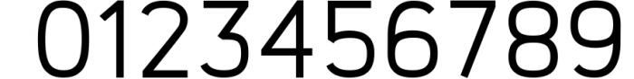 Logico-Sans Simple Modern Font 4 Font OTHER CHARS