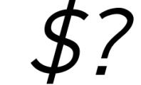 Logico-Sans Simple Modern Font 5 Font OTHER CHARS