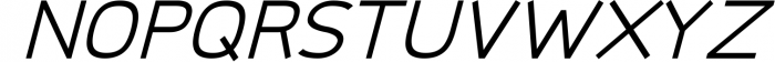 Logico-Sans Simple Modern Font 5 Font UPPERCASE