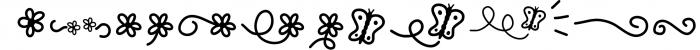 Love Alice Font UPPERCASE