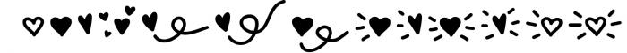 Love Alice Font LOWERCASE