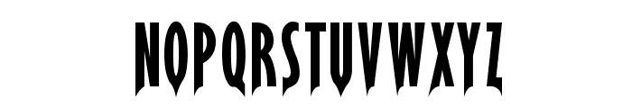 LOAD Font UPPERCASE