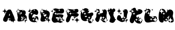 LOVELOVE_Ramee Font UPPERCASE