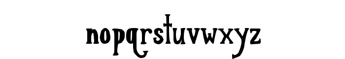 LOVEtilKILLED Font LOWERCASE