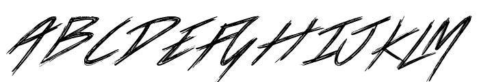 Loads Of Love Font UPPERCASE