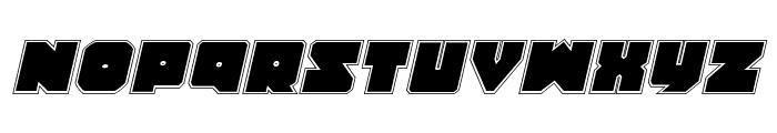 Lobo Tommy Pro Italic Font LOWERCASE
