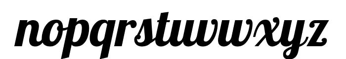 Lobster Regular Font LOWERCASE