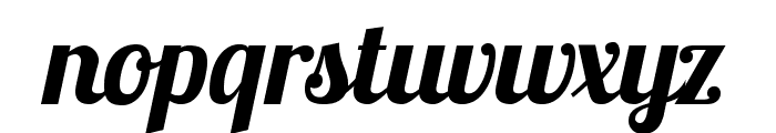 Lobsterbeta14 Font LOWERCASE