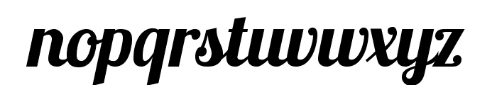 Lobsterbeta8 Font LOWERCASE