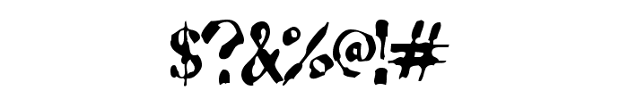 Lochen Font OTHER CHARS
