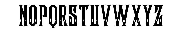 Lockon Velline Font LOWERCASE
