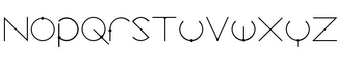 Locus   Text Font UPPERCASE