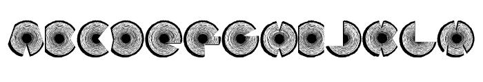 LogFont Font LOWERCASE
