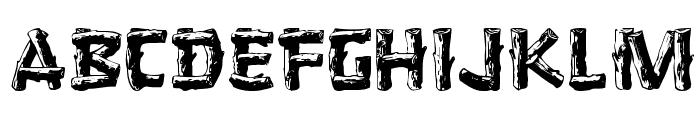 Logger [Plain]:001.001 Font UPPERCASE