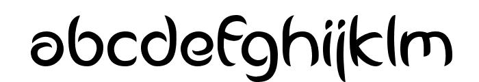 Logobloqo2 Font LOWERCASE