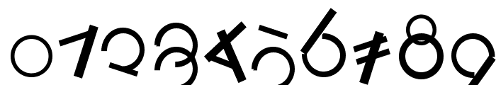LogomatiqueBold Font OTHER CHARS