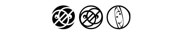 LogosExercises Font OTHER CHARS