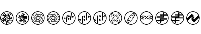 LogosExercises Font UPPERCASE