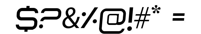 Logostile Font OTHER CHARS