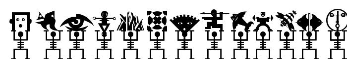 Logotrainer Font LOWERCASE
