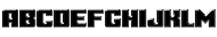 Logotronik Font UPPERCASE