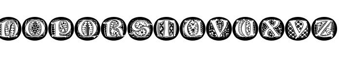 LombardiCaps Round Font UPPERCASE