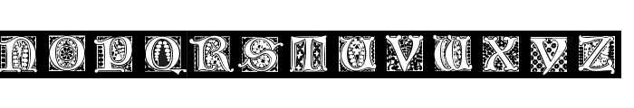 LombardiCaps Font UPPERCASE