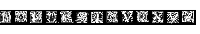 LombardiCaps Font LOWERCASE
