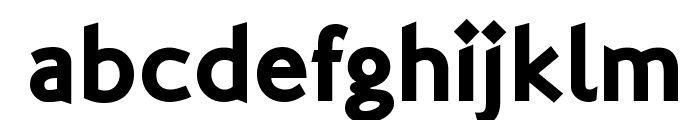 LondonTwo Font LOWERCASE