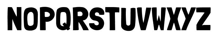 Londrina Solid Regular Font UPPERCASE