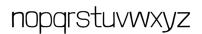 Londrina Solid Thin Font LOWERCASE