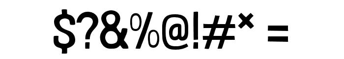 LondrinaBook-Regular Font OTHER CHARS