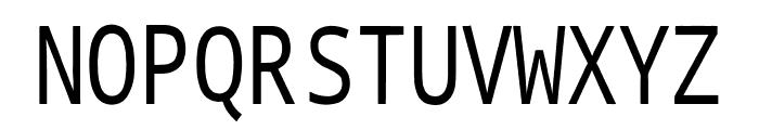 Long Live Font UPPERCASE