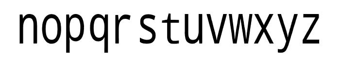 Long Live Font LOWERCASE