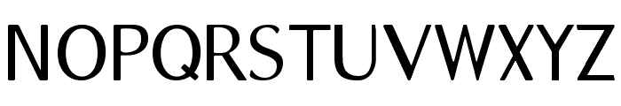 LongTime Font LOWERCASE