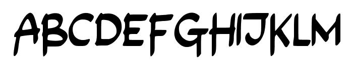 Long_Assignment Font UPPERCASE