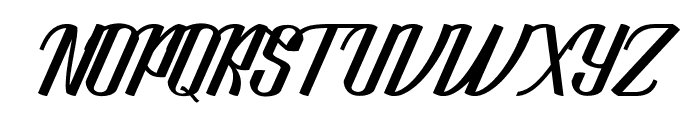 LookStandard Font UPPERCASE