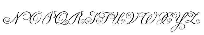 Loopi Font UPPERCASE