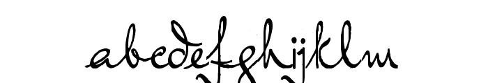Lord Radcliff Regular Font LOWERCASE