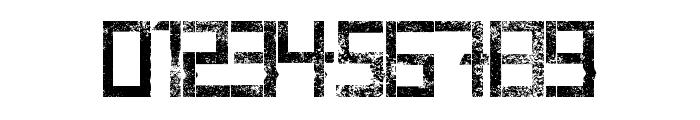 Lord ZeDD 3 Bold Font OTHER CHARS